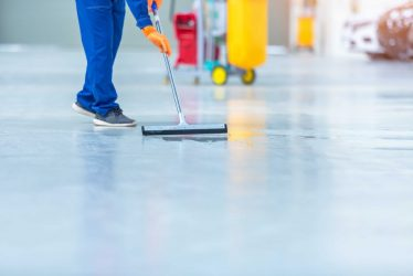 General and regular cleaning services for warehouses, manufacturing plants and industrial premises.